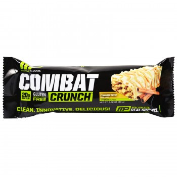 Muscle Pharm Combat Crunch Bars 63 грамм
